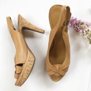 Nine West Cork Heels Platform Shoes